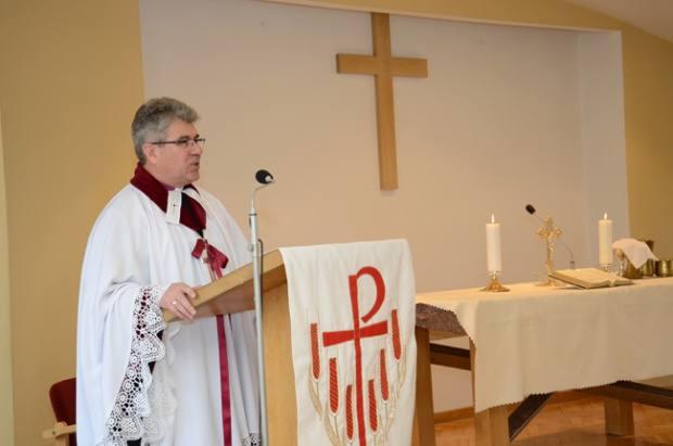 Bp Marian Niemiec zastępcą Biskupa Kościoła