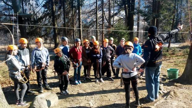 Rekolekcje młodzieżowe w Wiśle