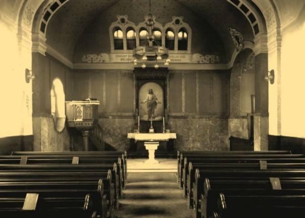 Zerknij do niezwykłego kościoła…