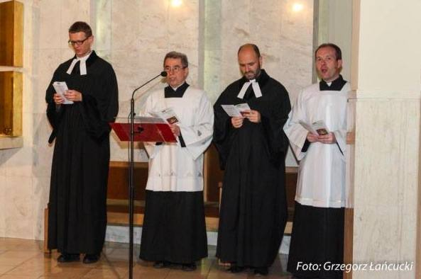 Ekumenicznie w Łabędach