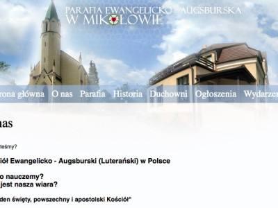 Święto kościoła w Mikołowie