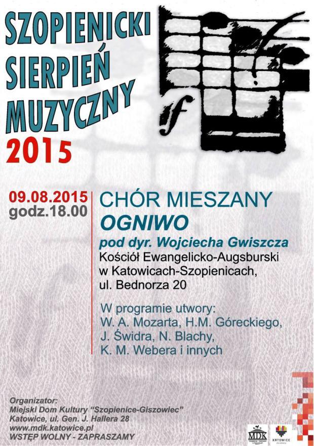 Szopienicki Sierpień Muzyczny