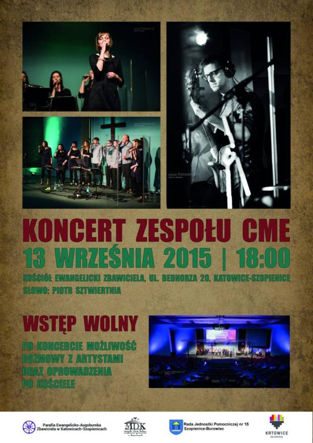 koncert Zespołu CME
