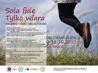 Ewangelizacja w Gliwicach