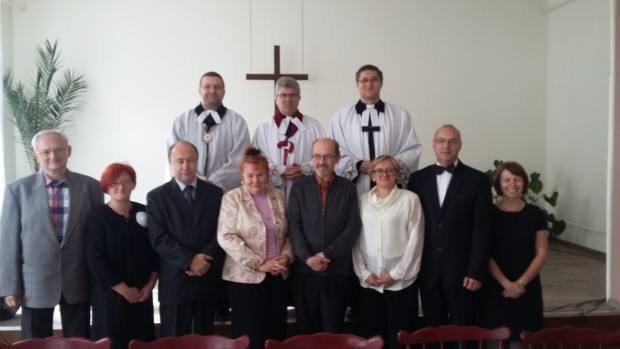 Świętochłowice – nowa Rada Parafialna wprowadzona w urzedowanie