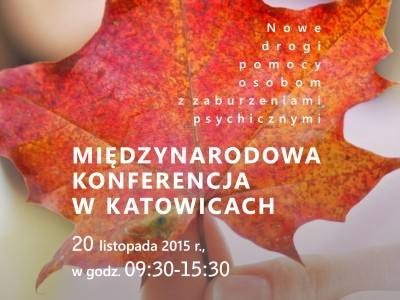 Międzynarodowa Konferencja w Katowicach