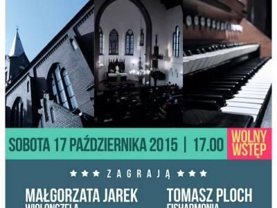 Katowice-Szopienice Koncert Muzyki Kameralnej