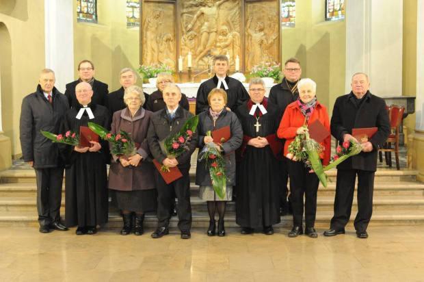 Róże Lutra w Diecezji Katowickiej