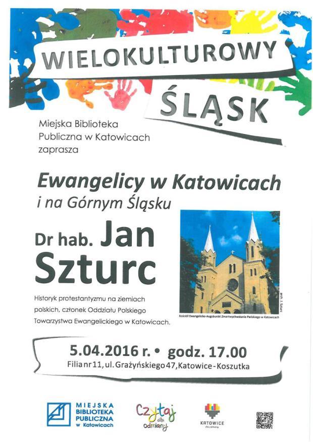 Ewangelicy w Katowicach i na Górnym Śląsku