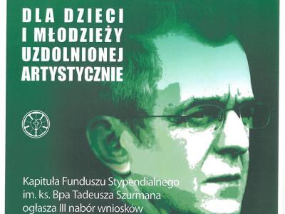 III edycja Funduszu Stypendialnego