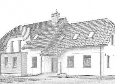nowy dom parafialny w Orzeszu