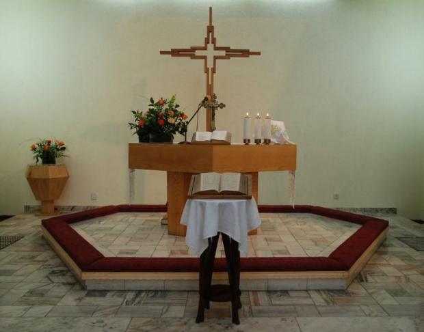 Jubileuszowe nabożeństwo w Hołdunowie