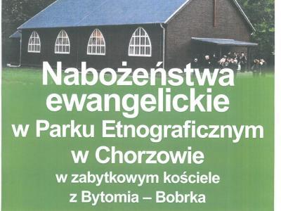 nabożeństwo w kościele z Bobrka