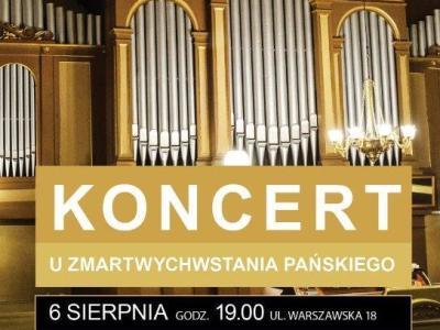 koncert u Zmartwychwstania Pańskiego