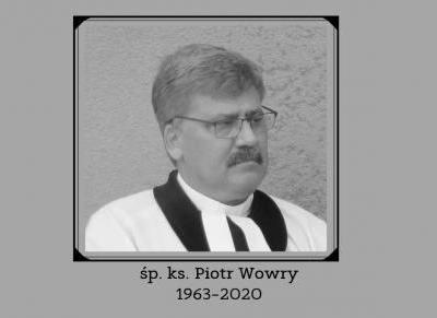śp. ks. radca Piotr Wowry