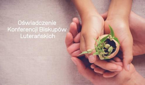 Oświadczenie Konferencji Biskupów Luterańskich